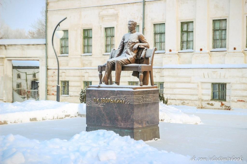 Новогодний Муром от Книги-журнала Владимирской области 06