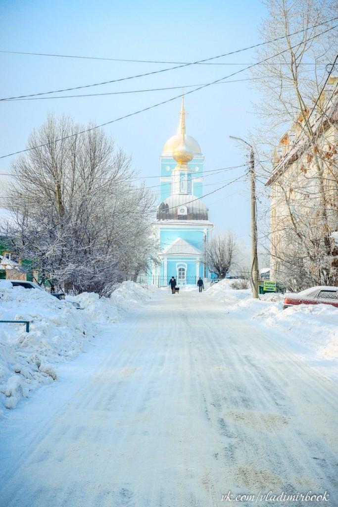 Новогодний Муром от Книги-журнала Владимирской области 09