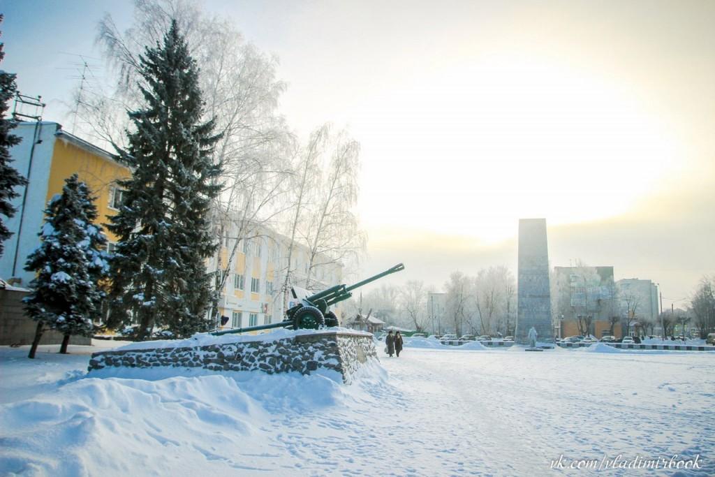 Новогодний Муром от Книги-журнала Владимирской области 10