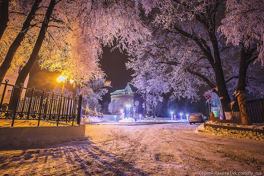 Новогодний альбом от Сергея Лакеева 05