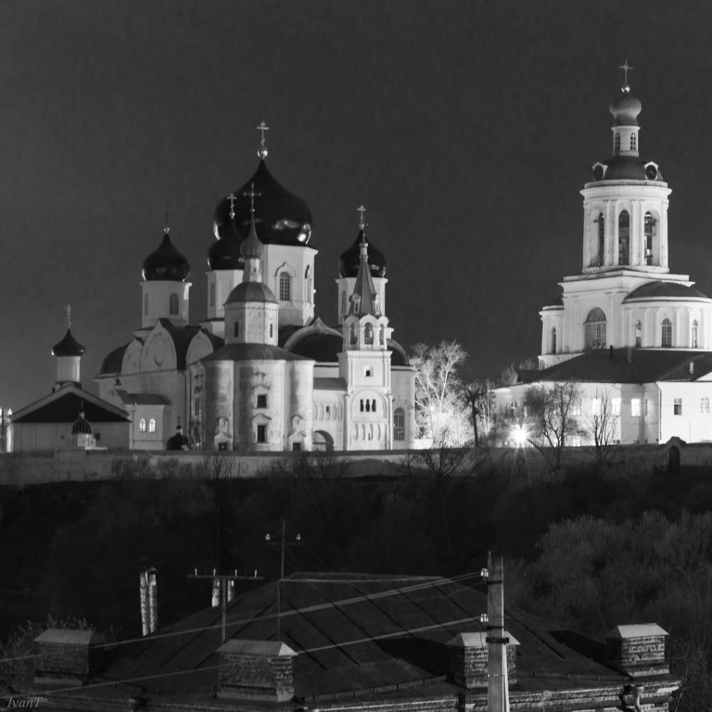 Ночное Боголюбово от Ивана Кузьмина 03