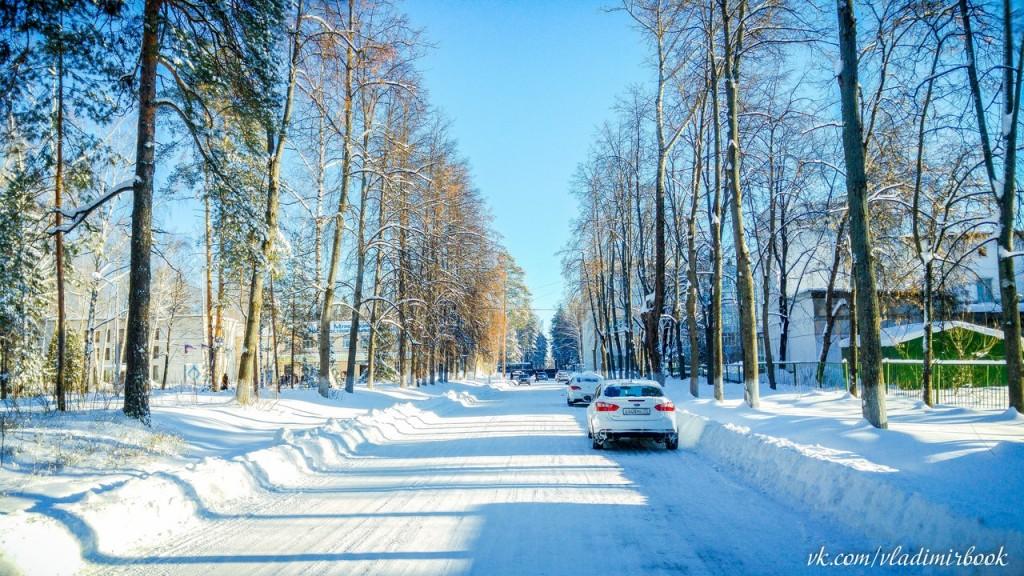 Один морозный день на Вербовском 01