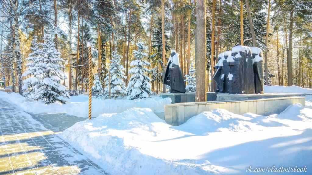 Один морозный день на Вербовском 04