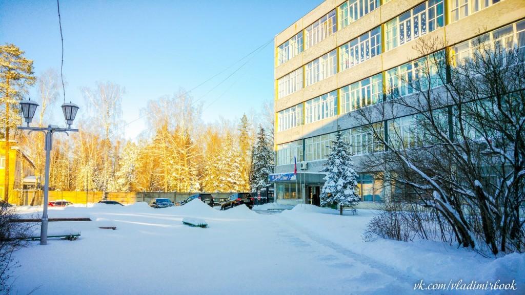 Один морозный день на Вербовском 05