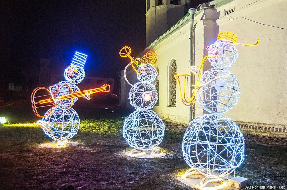 Открытие праздничной ярмарки во Владимире 04