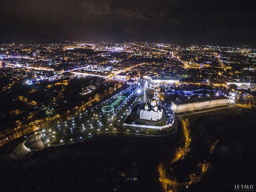 Поздравление с новым годом от редакции Книга-журнала Владимирской области 02