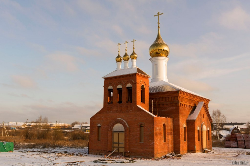 Поселок Стёпанцево (Вязниковский район) 03