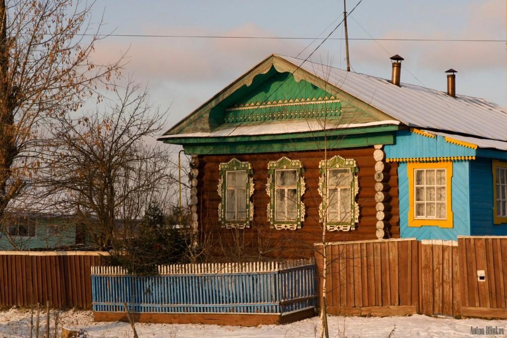 Поселок Стёпанцево (Вязниковский район) 04