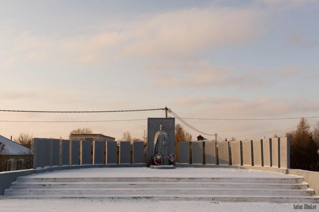 Поселок Стёпанцево (Вязниковский район) 05