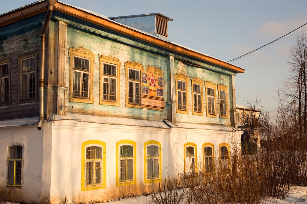 Поселок Стёпанцево (Вязниковский район) 06