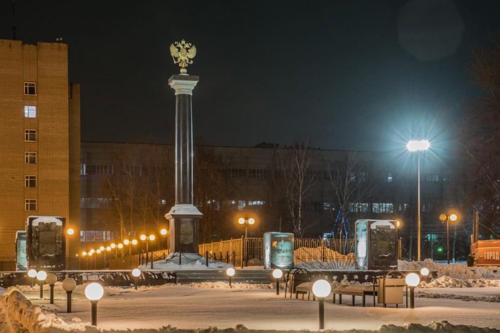 Прогулка по зимнему Коврову с Сергеем Прокофьевым 02