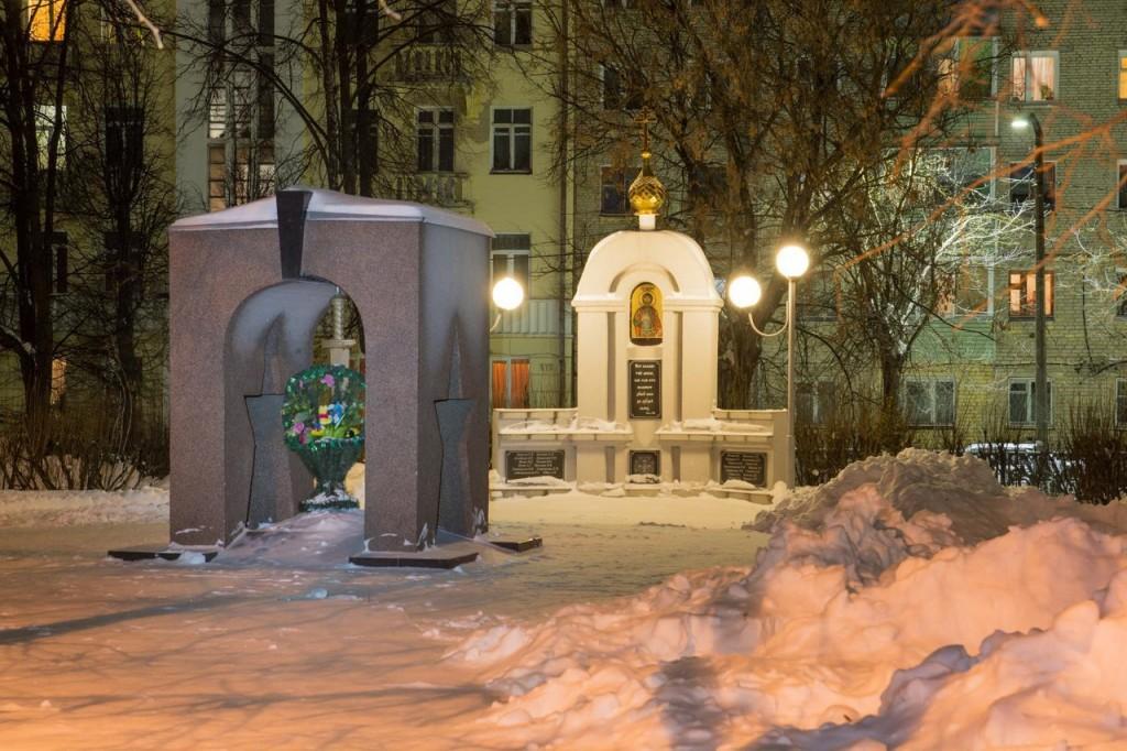 Прогулка по зимнему Коврову с Сергеем Прокофьевым 03