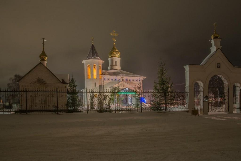 Прогулка по зимнему Коврову с Сергеем Прокофьевым 04