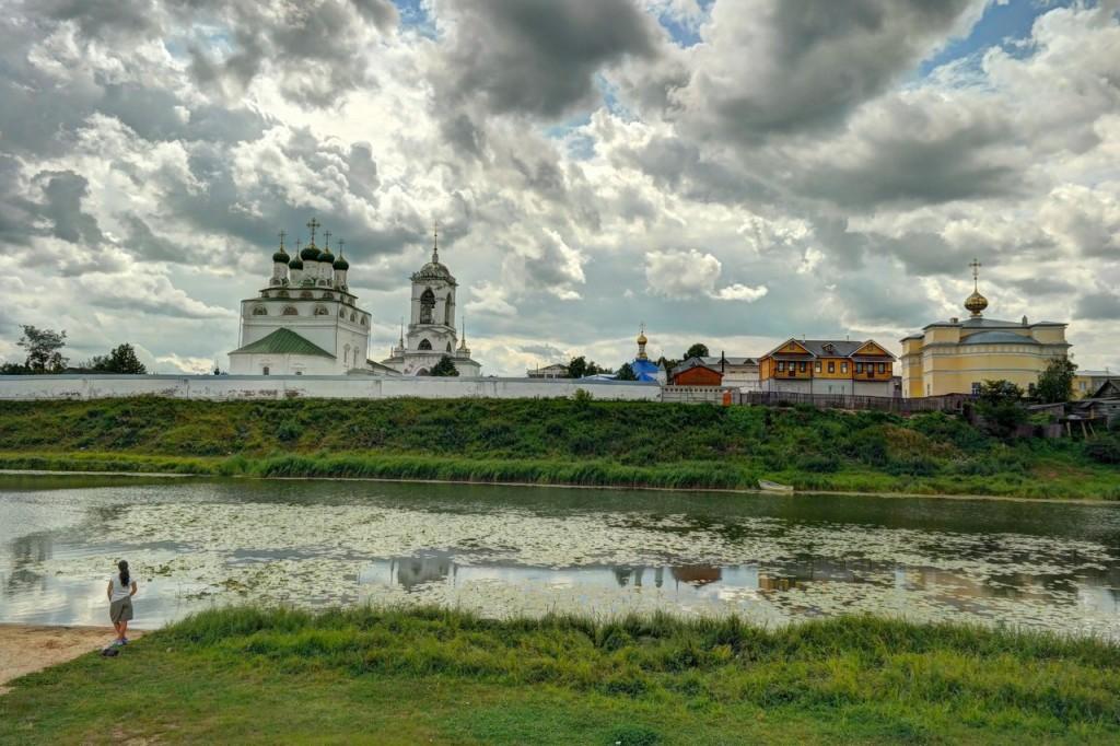 Река Мстёрка 03