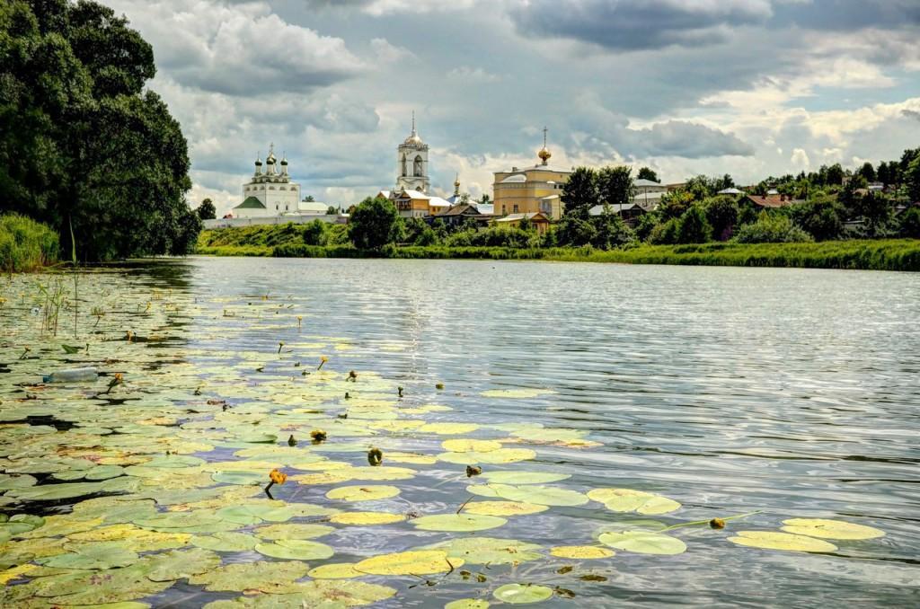 Река Мстёрка 04
