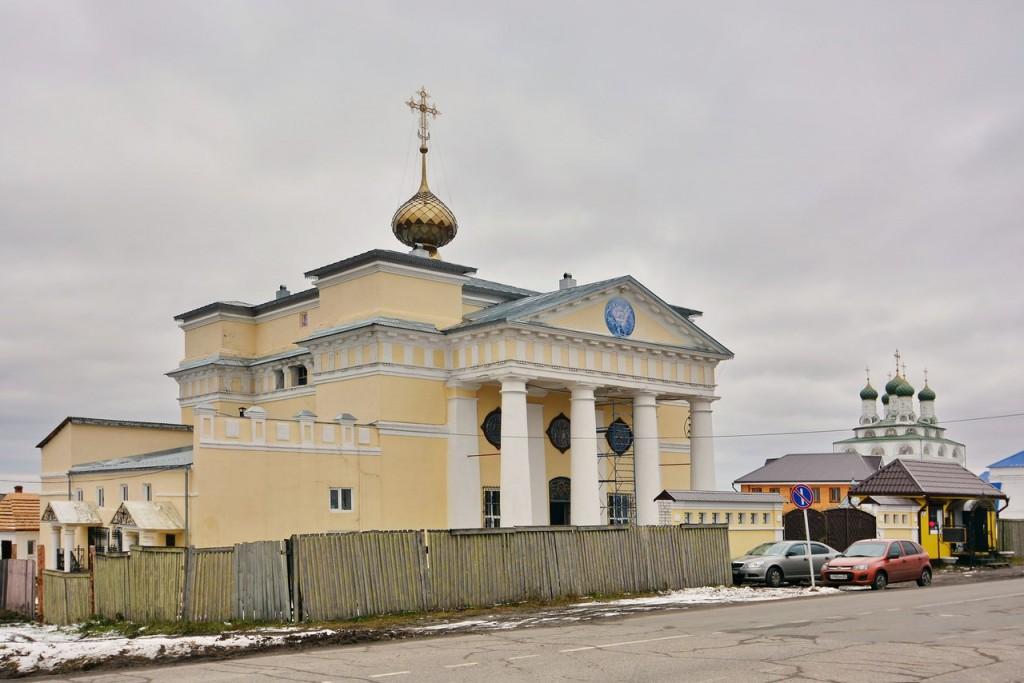 Реставрация церкви Иоанна Милостивого (Вязники)