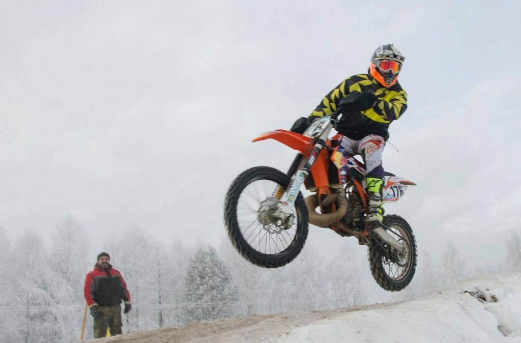 Рождественские гонки в Петушках 04