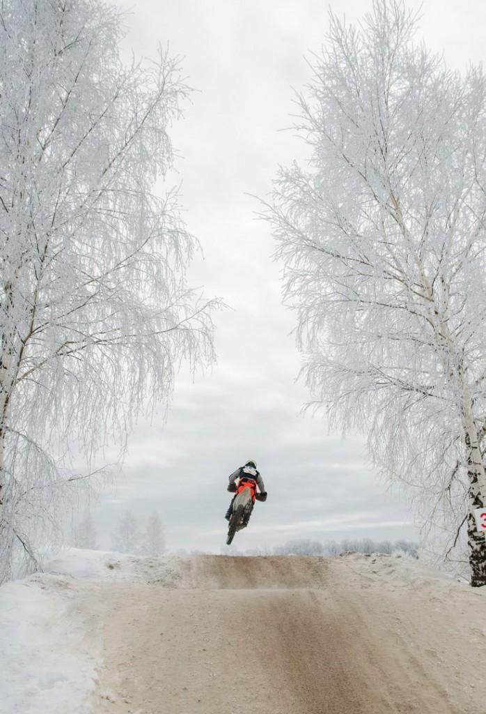 Рождественские гонки в Петушках 05