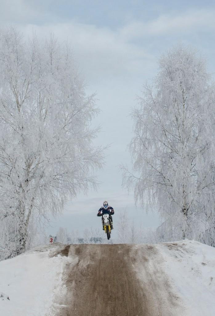 Рождественские гонки в Петушках 06