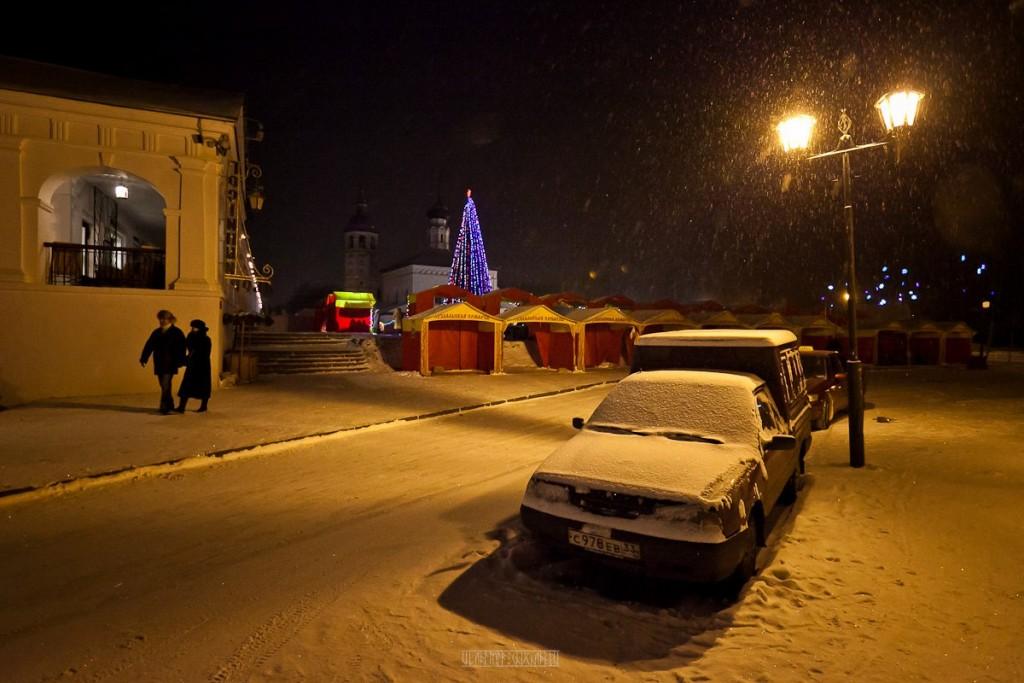 Рождественский Суздаль от Владимира Чучадеева 01