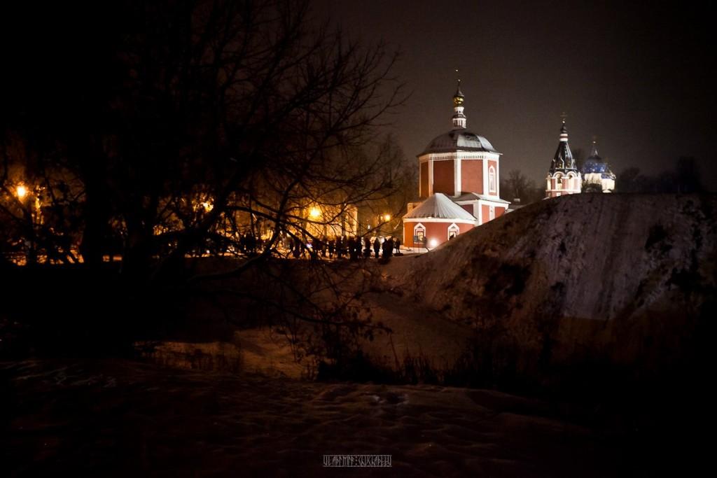 Рождественский Суздаль от Владимира Чучадеева 02