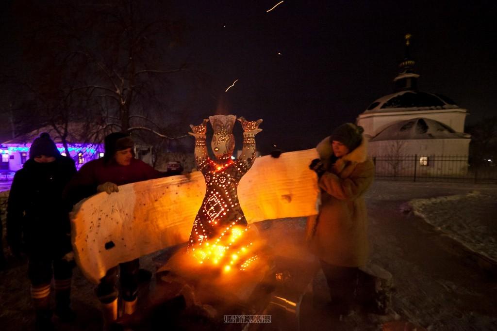 Рождественский Суздаль от Владимира Чучадеева 03