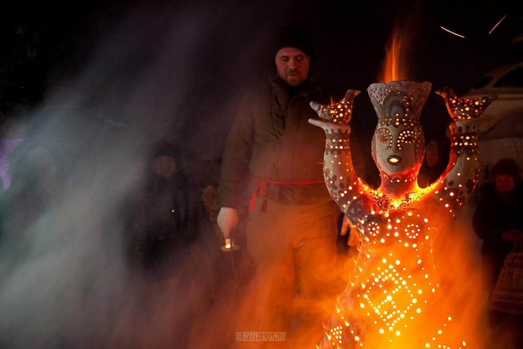 Рождественский Суздаль от Владимира Чучадеева 04