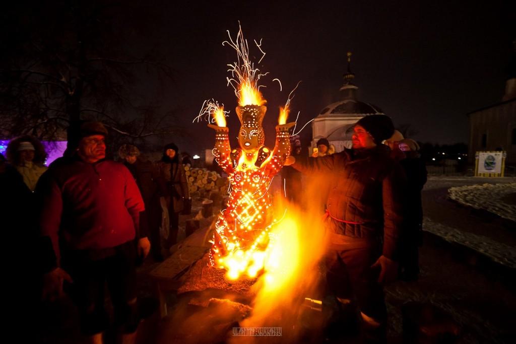 Рождественский Суздаль от Владимира Чучадеева 05