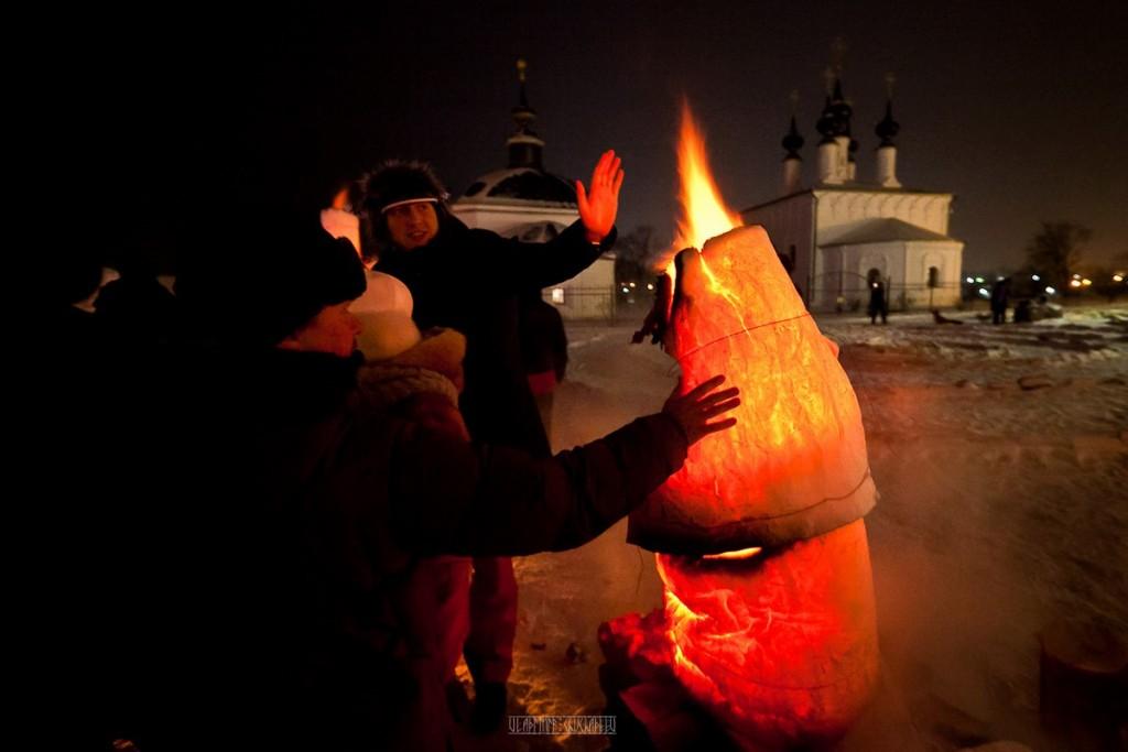 Рождественский Суздаль от Владимира Чучадеева 07