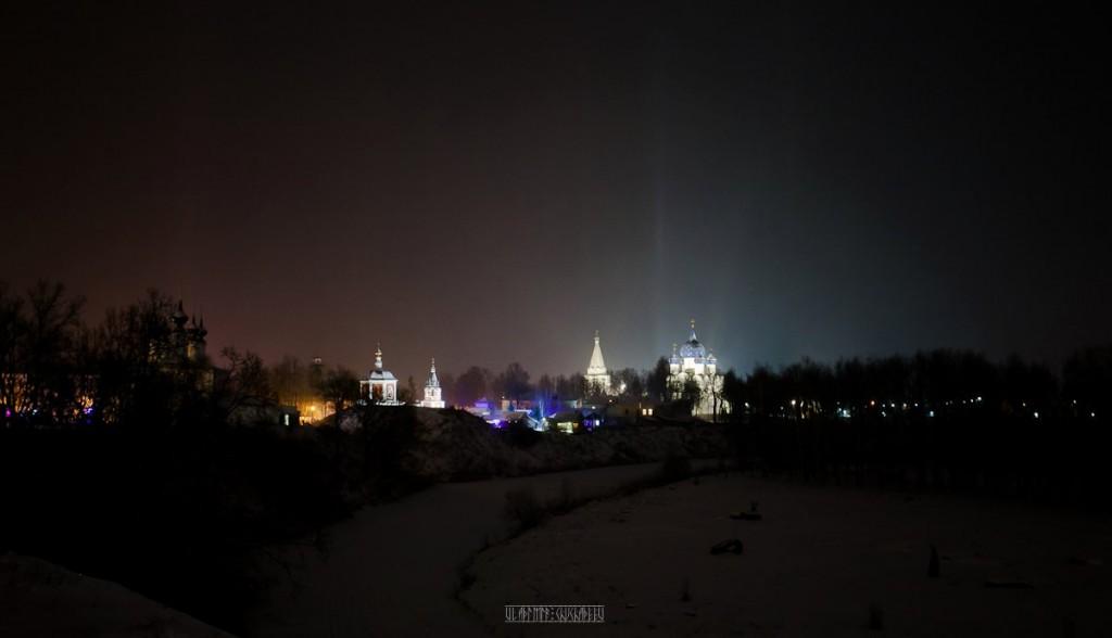 Рождественский Суздаль от Владимира Чучадеева 09