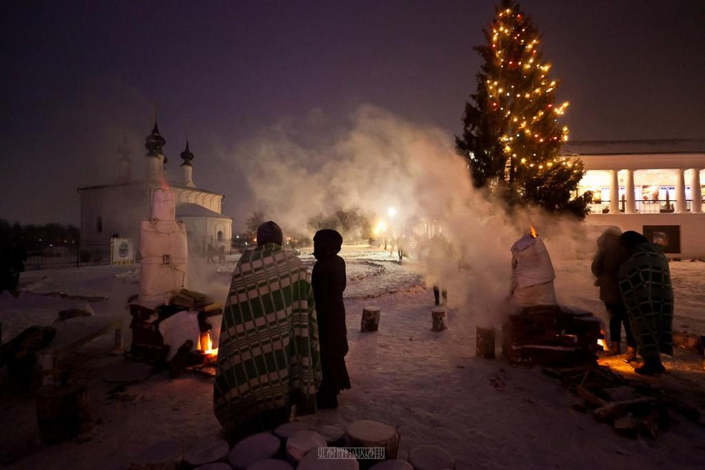 Рождественский Суздаль от Владимира Чучадеева 10