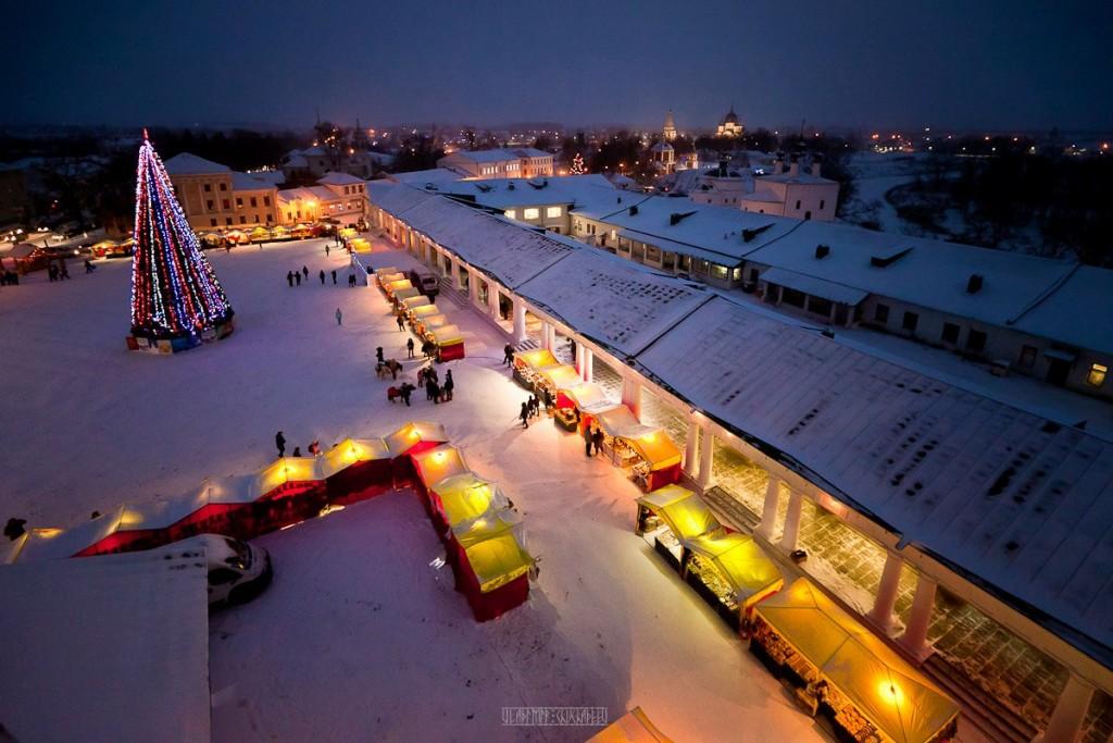 Рождественский Суздаль от Владимира Чучадеева 11