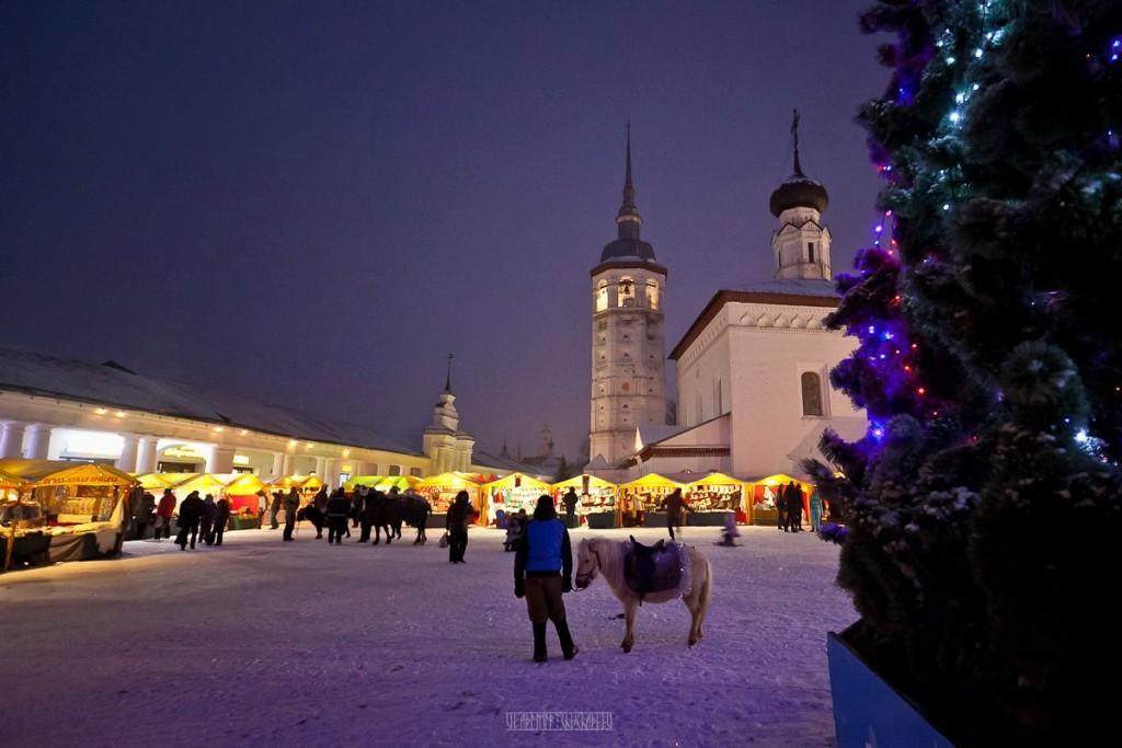 Рождественский Суздаль от Владимира Чучадеева 12