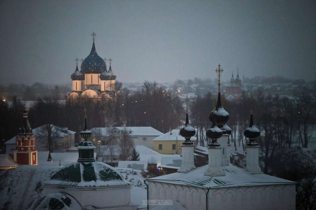 Рождественский Суздаль от Владимира Чучадеева 13
