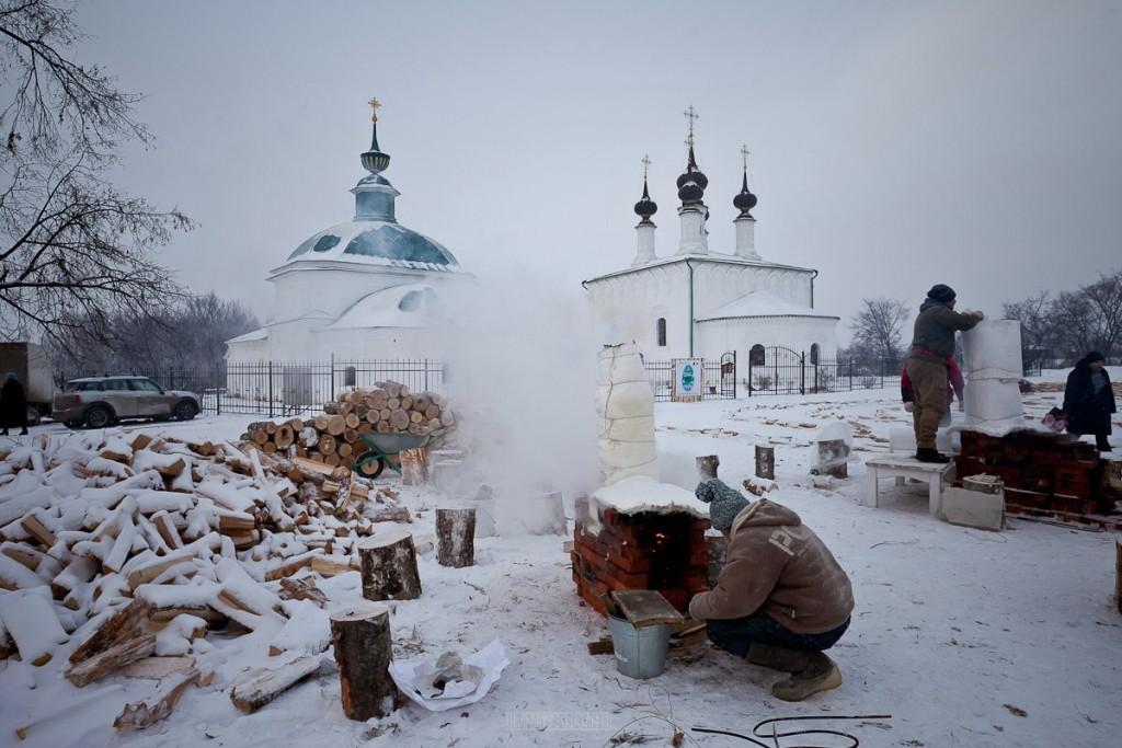Рождественский Суздаль от Владимира Чучадеева 19