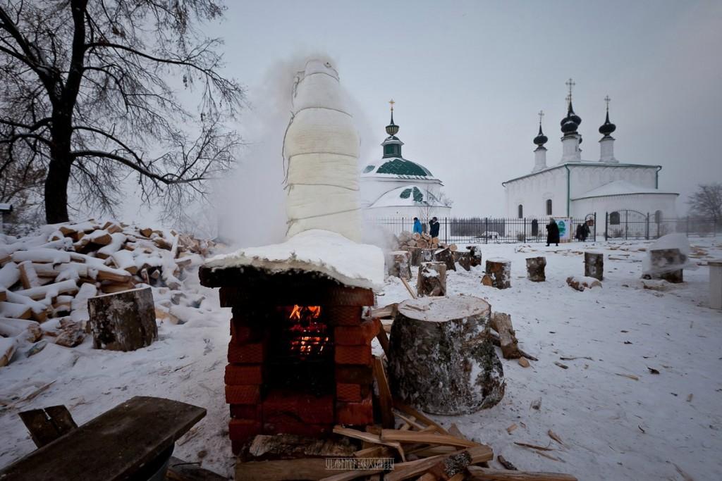 Рождественский Суздаль от Владимира Чучадеева 20