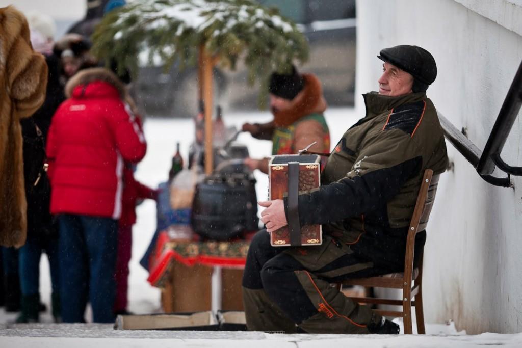 Рождественский Суздаль от Владимира Чучадеева 21