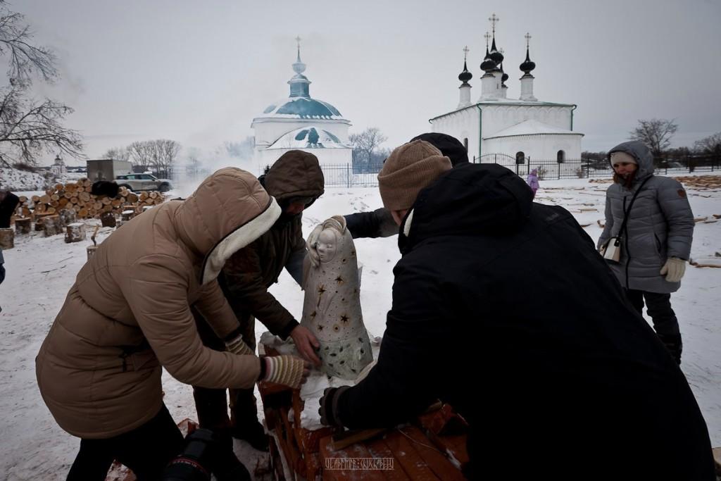 Рождественский Суздаль от Владимира Чучадеева 24