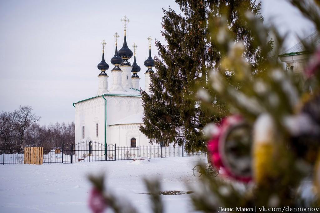 Рождественский Суздаль от Дениса Манова 01