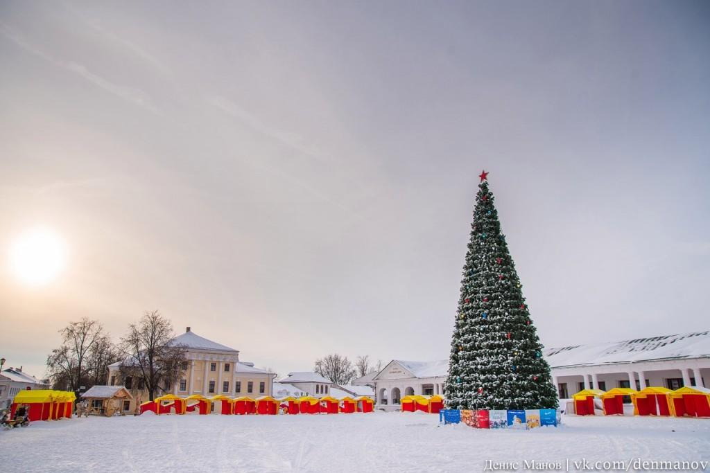 Рождественский Суздаль от Дениса Манова 02
