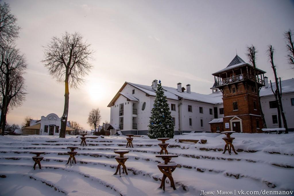 Рождественский Суздаль от Дениса Манова 03