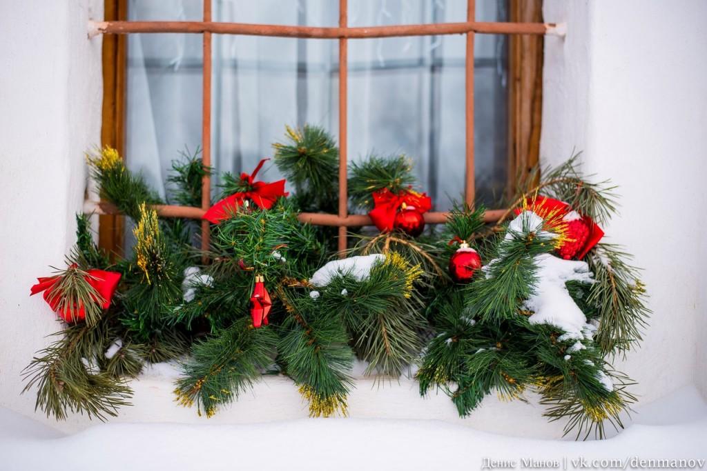 Рождественский Суздаль от Дениса Манова 07