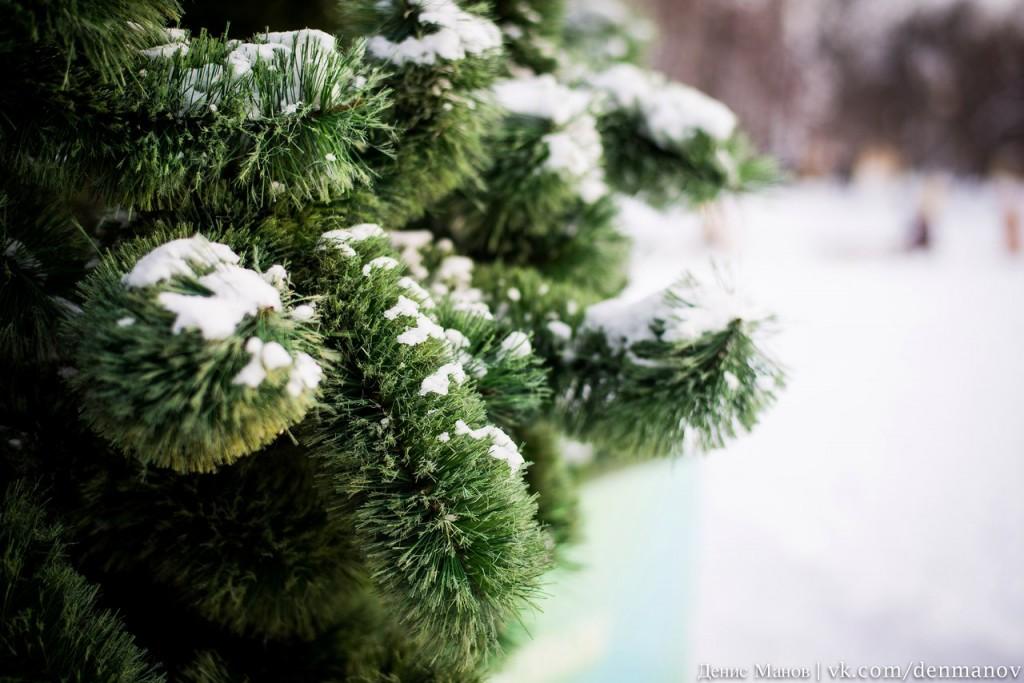 Рождественский Суздаль от Дениса Манова 08