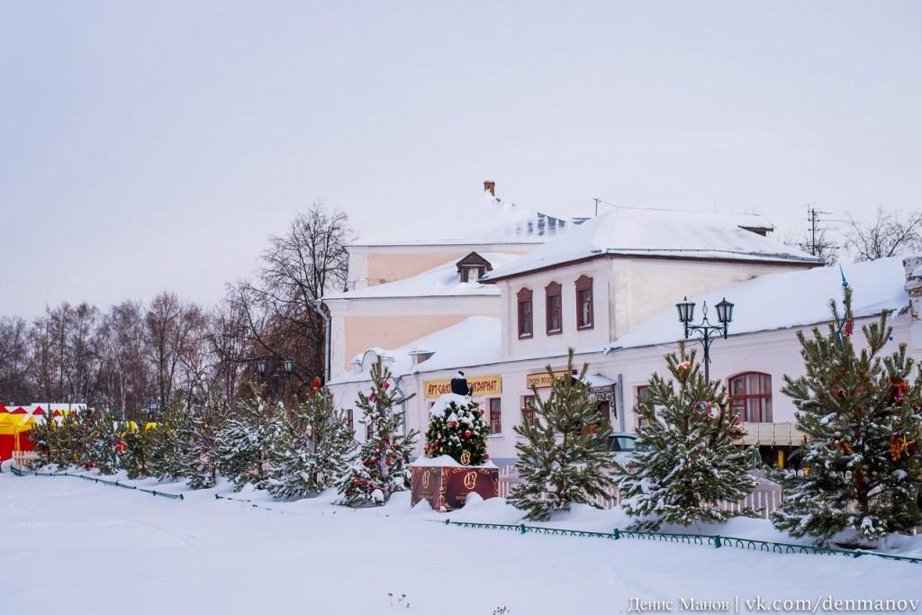 Рождественский Суздаль от Дениса Манова 09