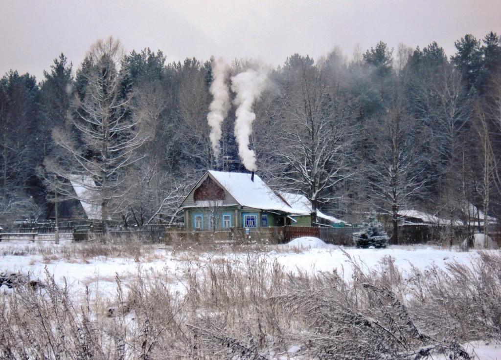Рождественское утро. Камешковский район