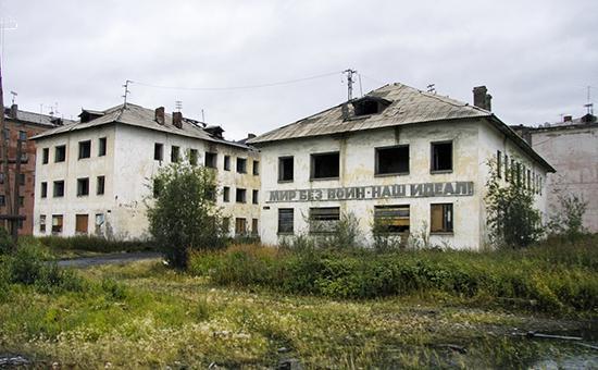 Российские города вымирают 01