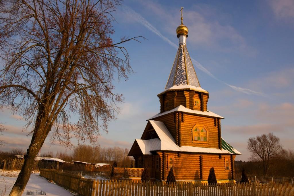 Свято-Никольская часовня, д. Эдон, Вязниковский р-н 01