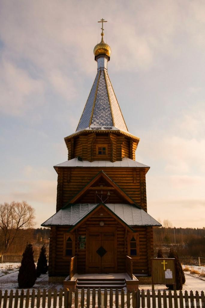 Свято-Никольская часовня, д. Эдон, Вязниковский р-н 02