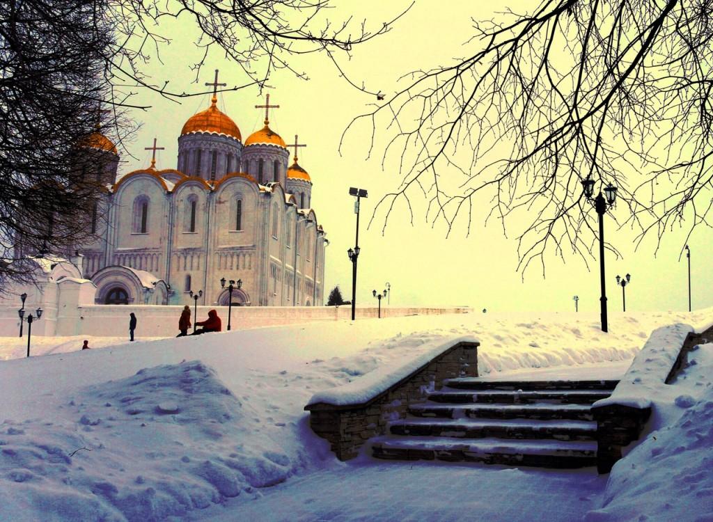 Снежный Владимир Юлии Селиверстовой