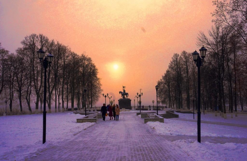 Снежный Владимир